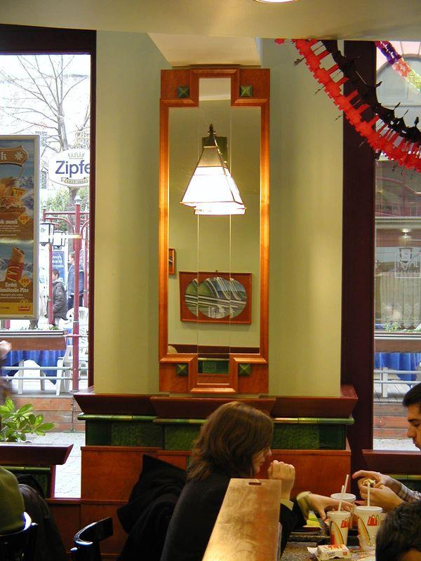 McDonald's Pécs, Széchenyi tér